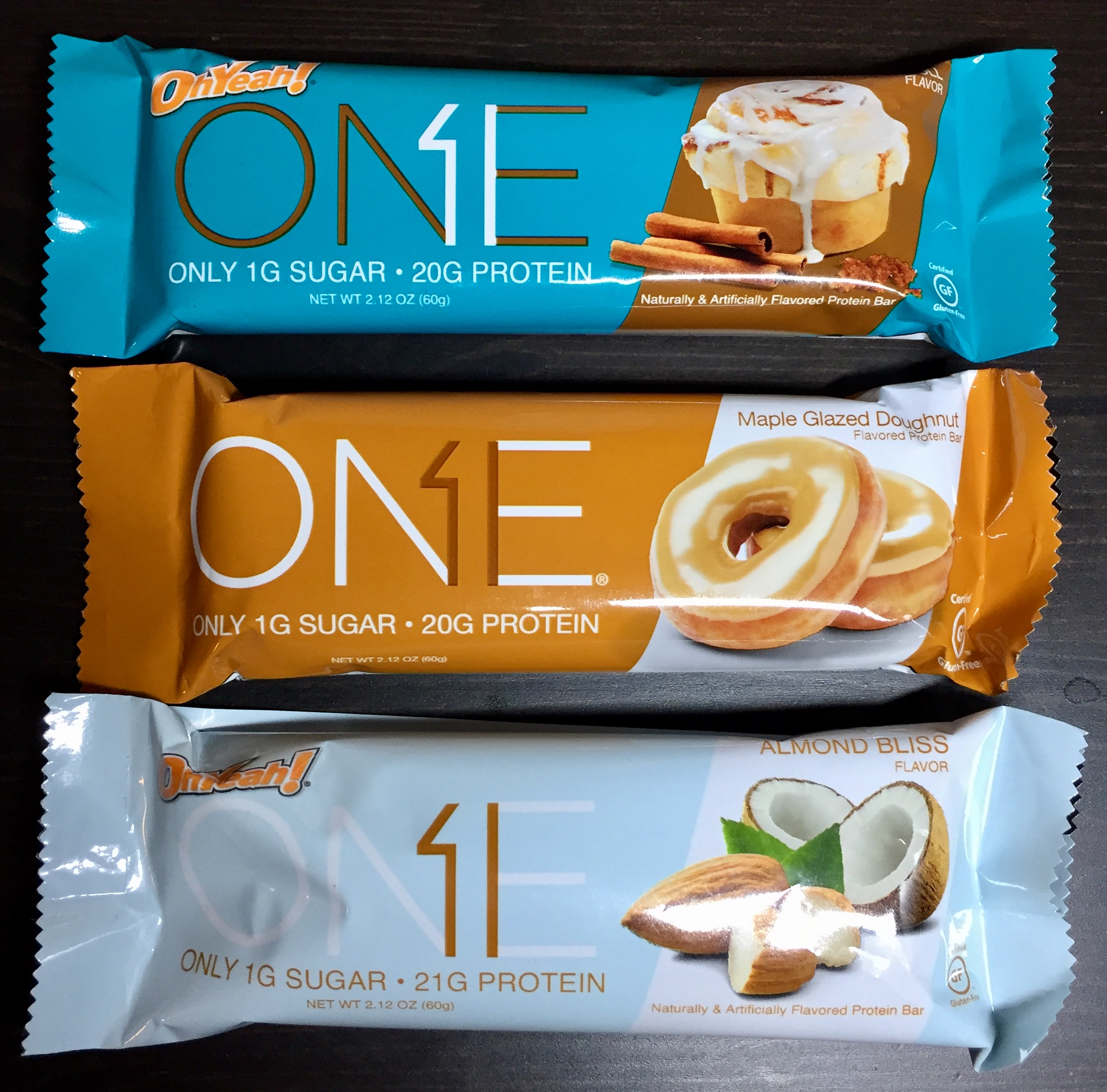 RANKING ONE Brand Protein Bars
