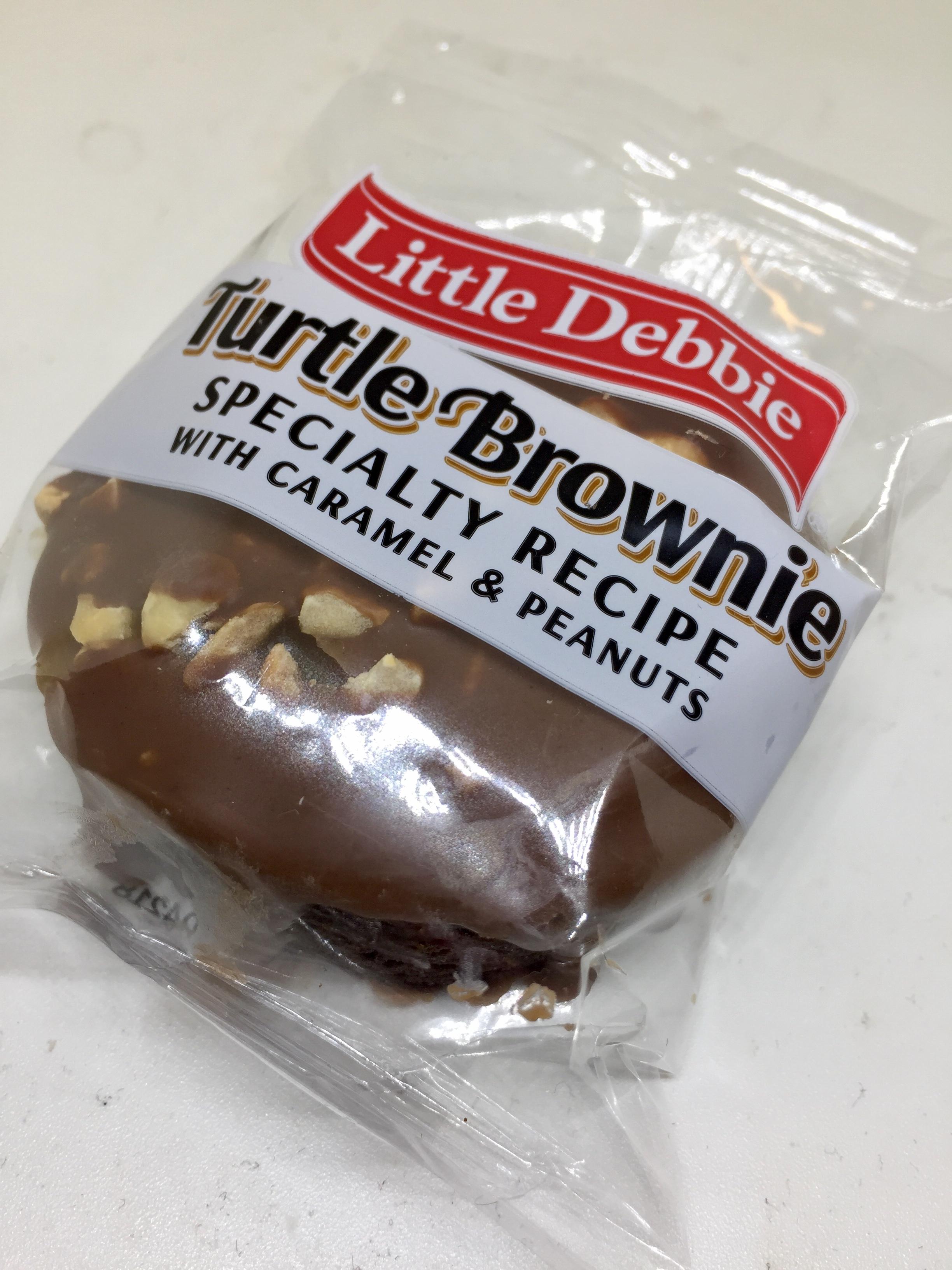 Review Little Debbie Turtle Brownies Sean S Skillet